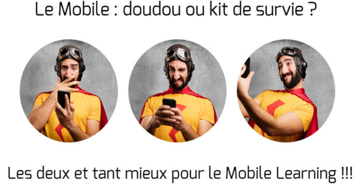 LE MOBILE : DOUDOU OU KIT DE SURVIE ?