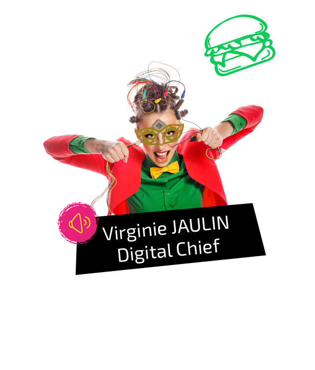 LA DREAM TEAM VIRGINIE JAULIN