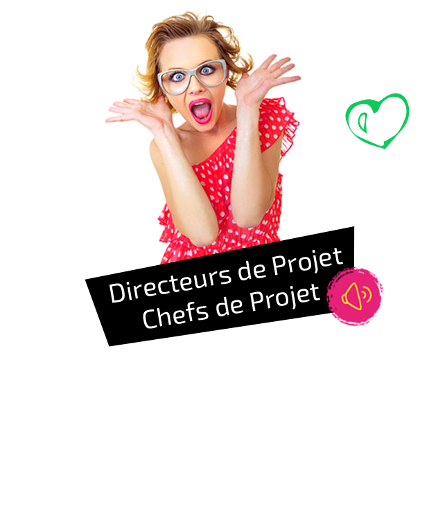 LA DREAM TEAM Chef de projet