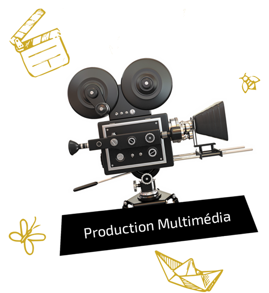 Production multimédia