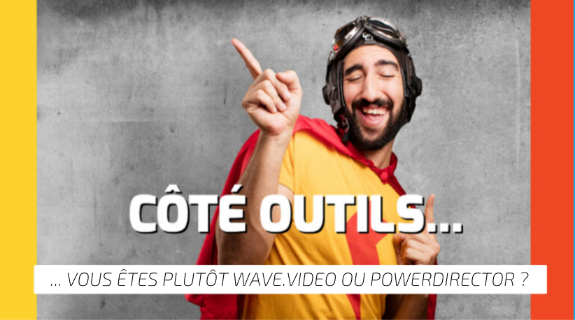 Wave.Video vs PowerDirector